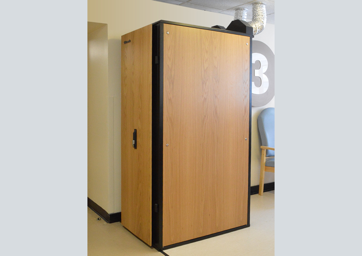Medway Hospital Case Study - Cooling and Acoustic Rackmount Cabinets