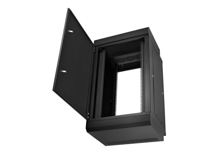 Quieter Switches and Routers with the UCoustic 7250 Acoustic Wall Box