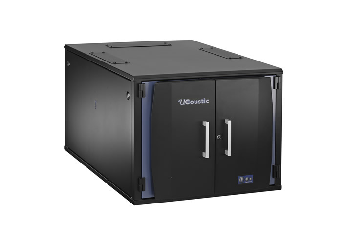 UCoustic Active Quiet Rack Cabinets