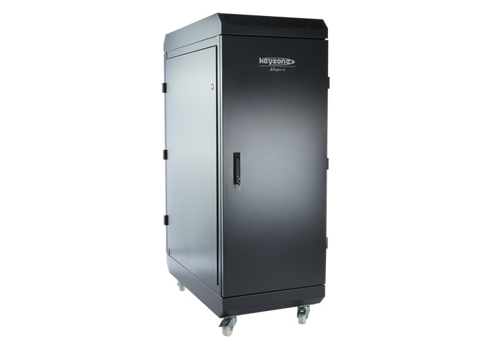 Whisper V3 Quiet 19-inch Rackmount Cabinets