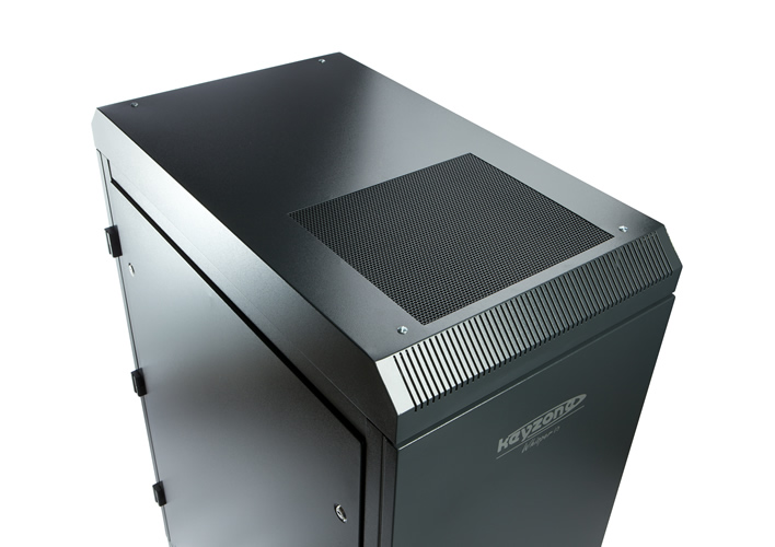 Whisper Quiet 19 Inch Rackmount Cabinets By Keyzone