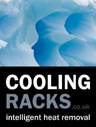 coolingracks.co.uk - intelligent heat removal.