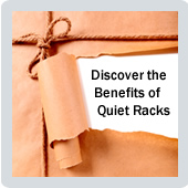Discover the Benefits of Quiet Racks