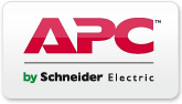 Image shows APC by Schneider Electric Logo. Kell Systems is now part of the APC by Schnieder Electric brand.