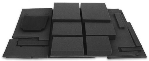 AP C6607 - Pre-Cut Acoustic Materials Kit.