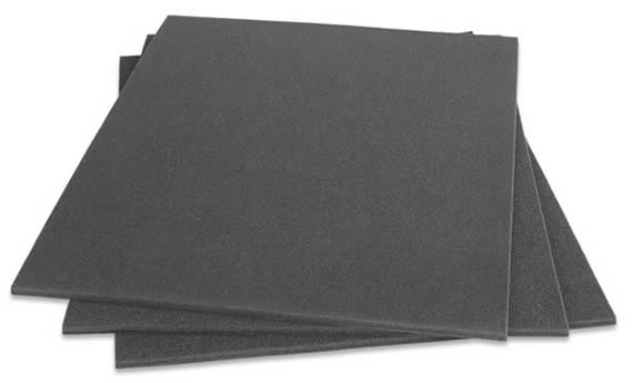 AcoustiPack Standard - this pack contains our unique acoustic composite material in three generously-sized sheets. The Standard version is particularly suited to computer cases where space inside is limited (and even for printers and other noisy computer peripherals). The composite is a highly effective dual-layered acoustic material for low-reflection and high-absorption of unwanted computer noise.